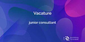 junior consultant
