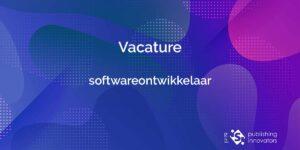 softwareontwikkelaar